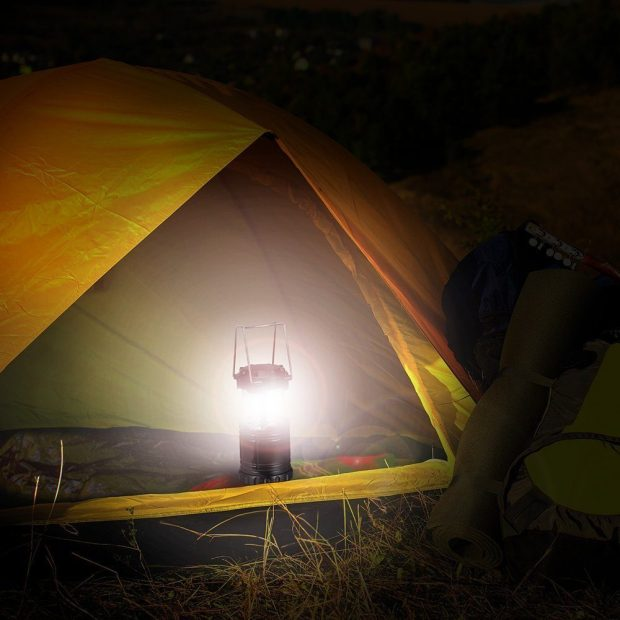 TaoTronics Camping Lantern Just $7.99!  (Reg. $40!)