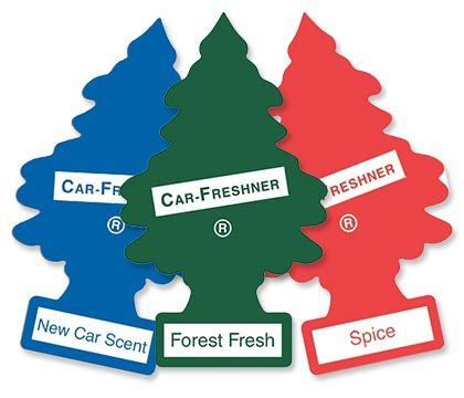 FREE Car Freshener!