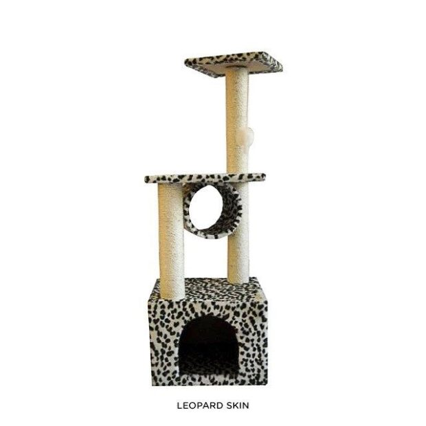 """42"""" Kitten Tree Condo - Assorted Styles Only $41.00 Shipped!"""