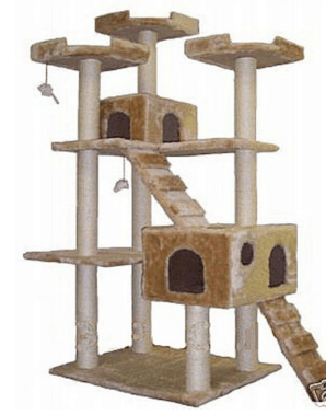 Go Pet Club Cat Tree F2040 72'' Just $85.95 Down From $169.99!  FREE Shipping!
