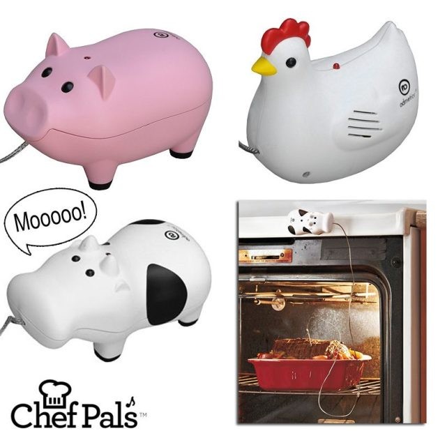 Chefs Pals Meat Thermometers Just $4.99! Down From $30! Ships FREE!