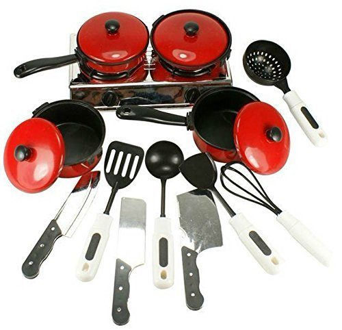 Children's Play Cookware Set Only $6.78 + FREE Shipping!
