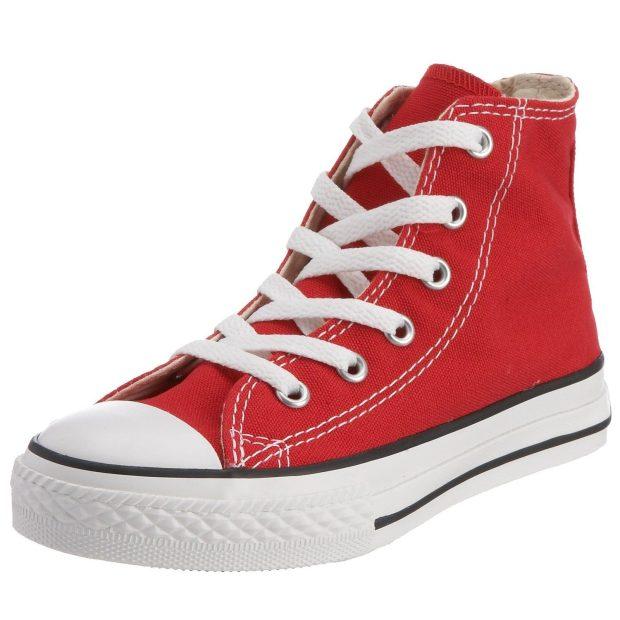 Converse Kids Chuck Taylor All Star Core Hi Tops Starting At $17.39!