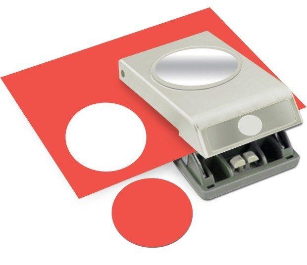 EK Tools Circle Paper Punch, 2.5-Inch Just $8.99! (Save 45%!)