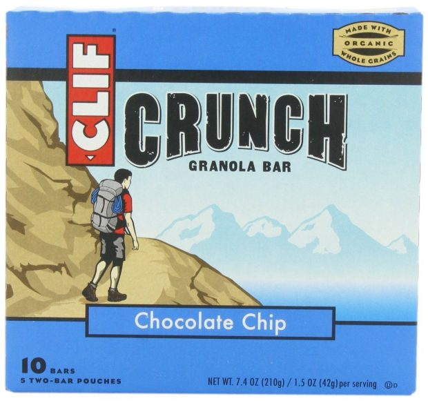 Great Deal On An Add On Item At Amazon - Clif Crunch Bar 10 Pk Just $2.98!