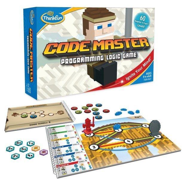 Code Master Programming Logic Game Only $20.99 (Reg. $30)