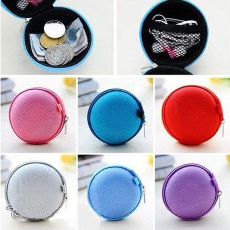 Coin Purse / Earbud / Key Holder At Low As $2.14 + FREE Shipping!