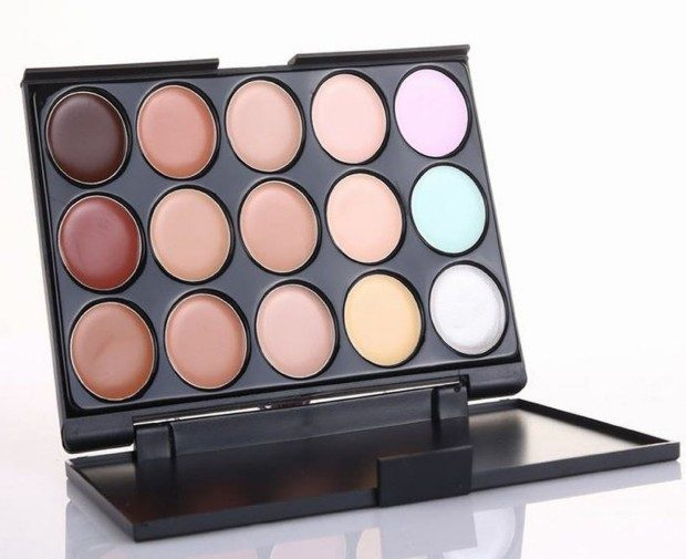 Professional Concealer Camouflage Makeup Palette Only $3.54 Ships FREE!