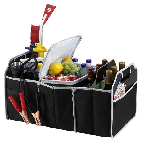 Trunk Organizer with Built In Cooler Only $7.99 Plus FREE Shipping!