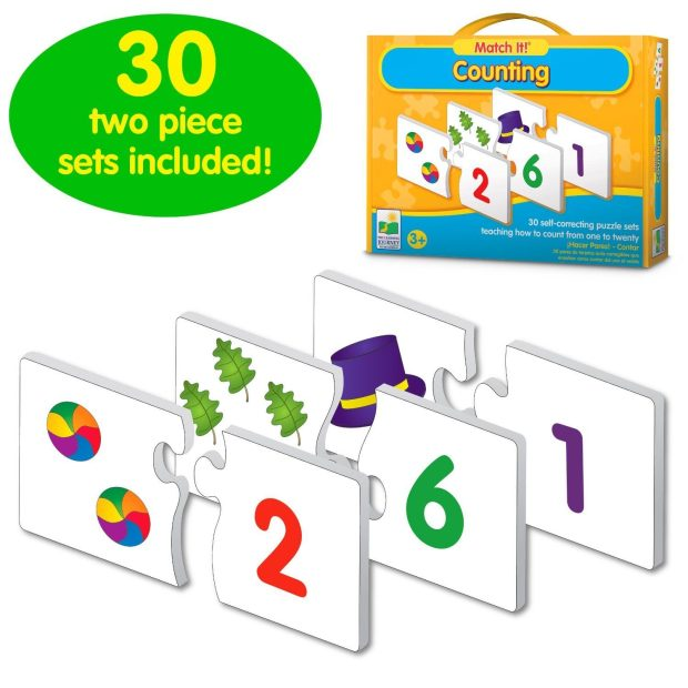 The Learning Journey Match It! Counting Only $9.88! (Reg. $13)