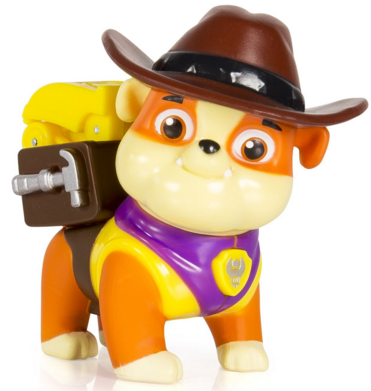 Paw Patrol, Hero Pup, Cowboy Rubble Just $3 Down From $9!