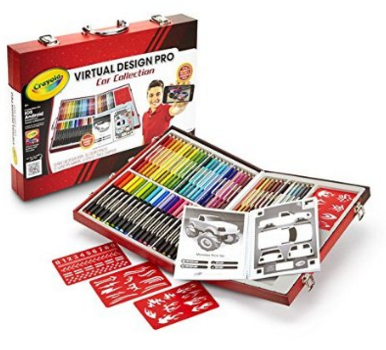 Crayola Virtual Design Pro-Cars Set Just $10 Down From $30!