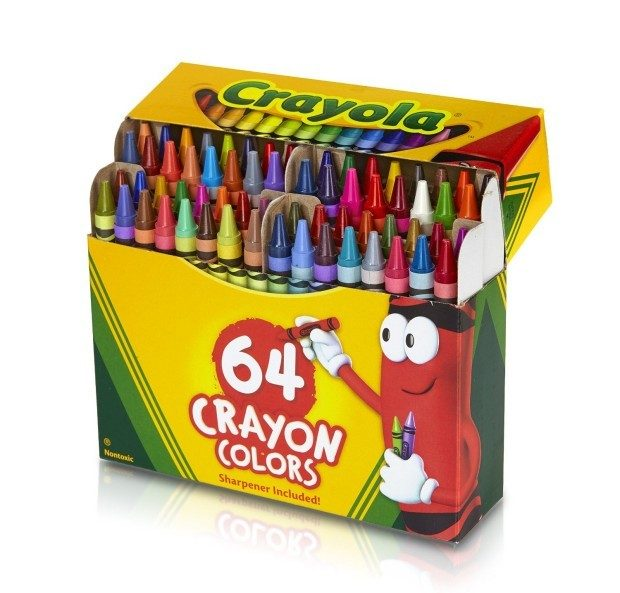 Crayola 64 Count Crayons Only $2.99!