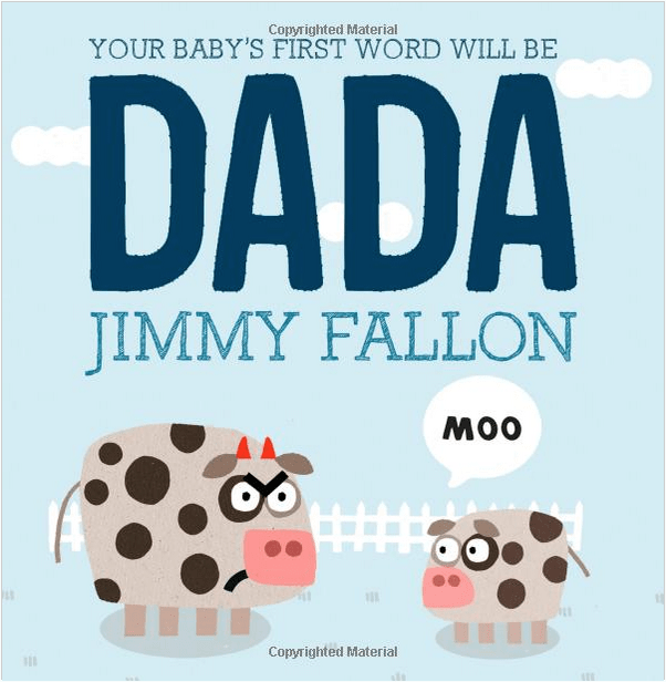 Your Baby's First Word Will Be DADA Just $5.37!