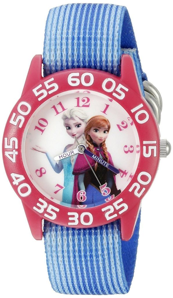 Disney Frozen Elsa & Anna Analog Quartz Watch Only $6.18! (Reg. $26)