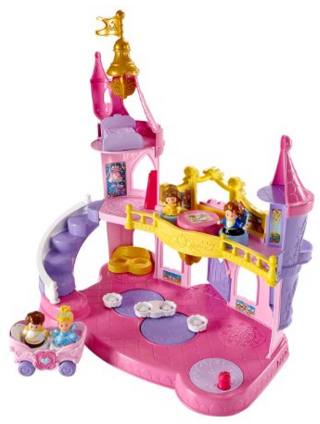 Fisher-Price Little People Disney Princess Musical Dancing Palace Gift Set Just $37.99!