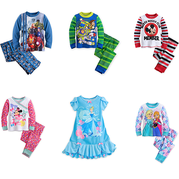 Sleep Sale At Disney Store Boys And Girls Sets & Gowns Start At $10!