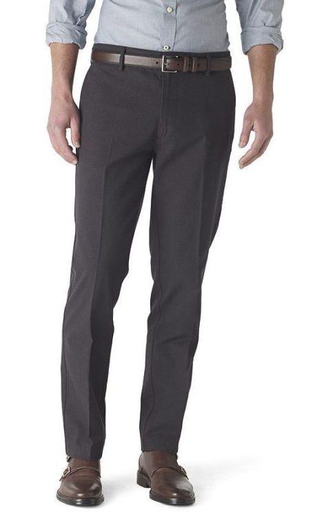 Dockers Men's Flat-Front Pants Just $14.79!