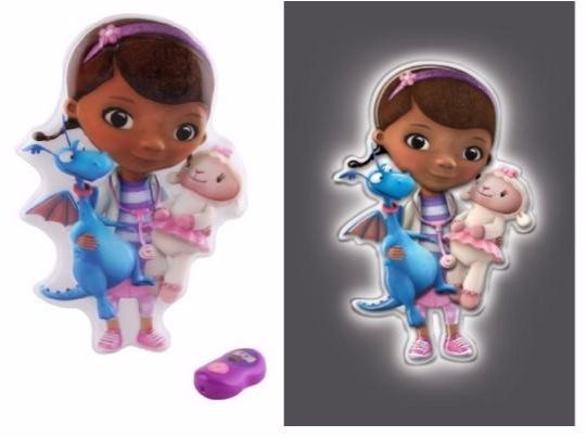 Uncle Milton - Wall Friends - Doc McStuffins Just $17 Down From $40!