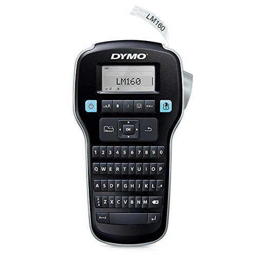 DYMO LabelManager 160 Hand Held Label Maker $9.99! (reg. $41)