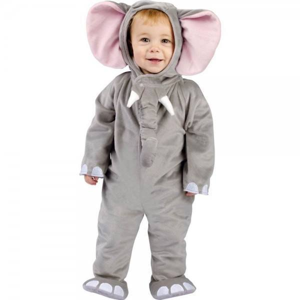 Baby Elephant Costume Just $9.99!