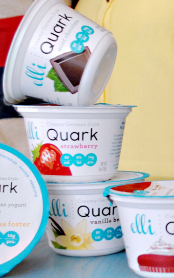 FREE Elli Quark Yogurt!
