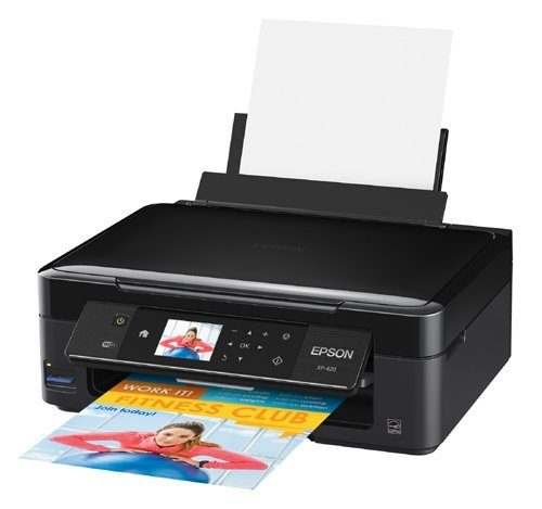 Epson Wireless Color Photo Printer W/ Scanner & Copier Only $46.88! (Reg. $100)!