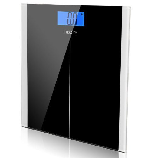 Etekcity Digital Body Weight Bathroom Scale Was $55 Now Just $18.88!