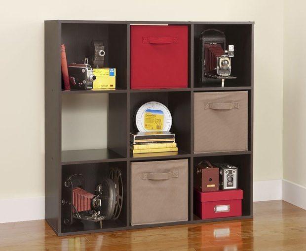 Prime Exclusive: ClosetMaid Cubeicals 9-Cube Organizer, Espresso Only $38.96! (Reg. $70)