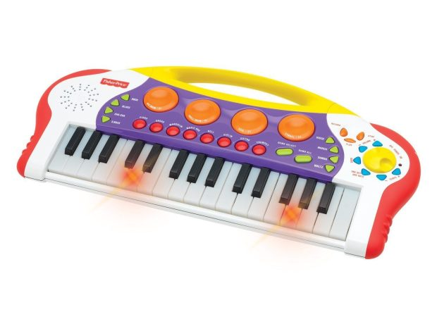Fisher-Price Teaching Keys Keyboard Was $40 Now Only $23.99!