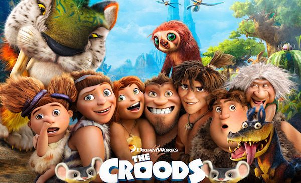 "FREE ""The Croods"" Digital Download!"