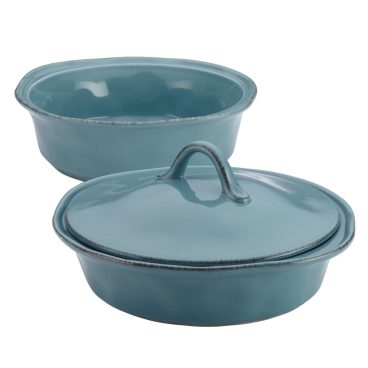 Rachael Ray 3-Pc Casserole & Lid Set Only $29.40! (Was $100)