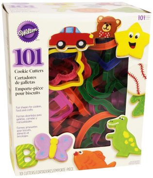 Wilton 101 Piece Cookie Cutter Set Only $9.88! (Was $15)