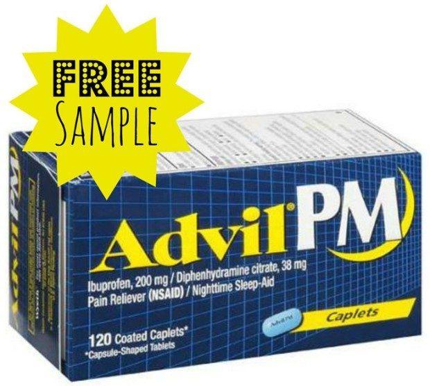 FREE Advil PM Sample!