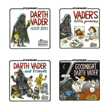 Darth Vader Kindle Books Only $1.99 (Reg. $10)!