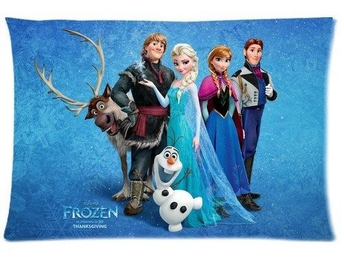 Frozen Disney Zippered Pillow Case Just $8.35 Ships FREE!