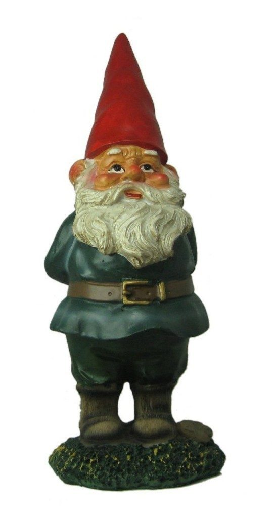 """The Garden Gnome 10"""" Just $17.75! (Save 49%!)"""