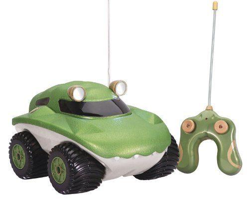 Kid Galaxy Morphibians Gator Radio Control Vehicle Only $13.99 (Reg. $40)