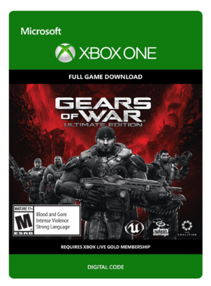 Gears of War: Ultimate Edition Standard Version - Xbox One [Digital Code] Just $10 Down From $40!