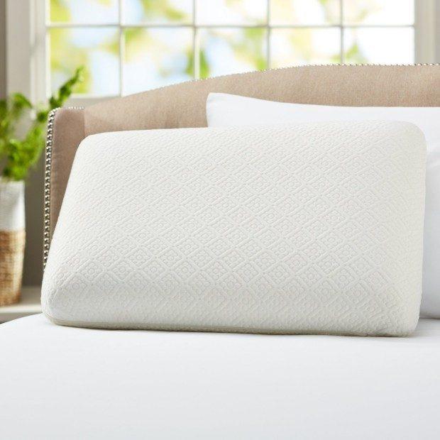 Gel Top Memory Foam Cooling Pillow Just $20.77! (Reg. $45)