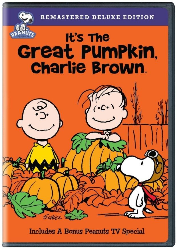 It's the Great Pumpkin, Charlie Brown Just $9.99!