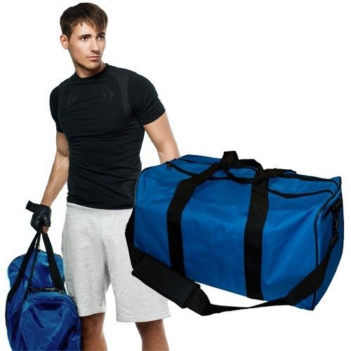 Sturdy Canvas Gym Bag Just $8.00 Down From $29.99! Ships FREE!
