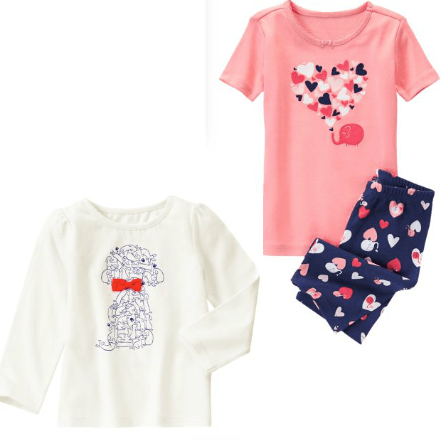 Gymboree Sale - Puppies Bow Tee Only $4.19!