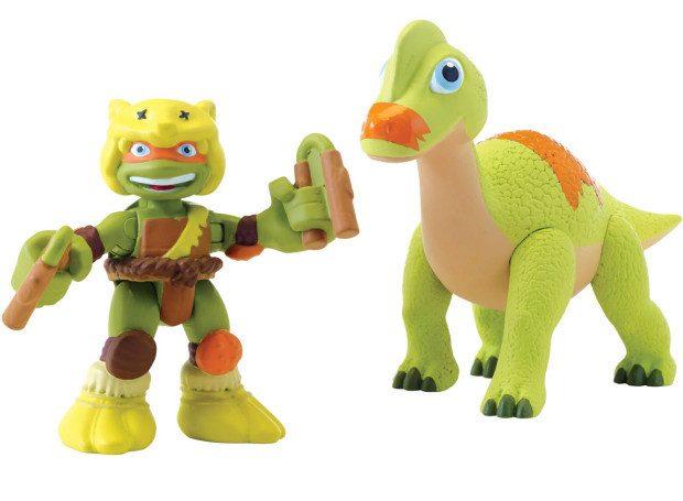 Find Your Favorite Teenage Mutant Ninja Turtles Half Shell Heroes!