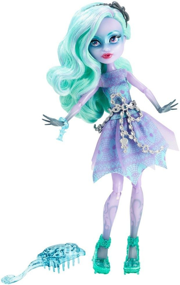 Monster High Haunted Getting Ghostly Twyla Doll Only $10.97! (Reg. $17)