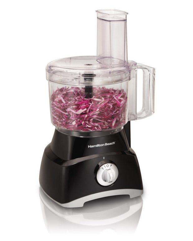 Hamilton Beach 8-Cup Food Processor Only $32.99! (Reg. $103!)