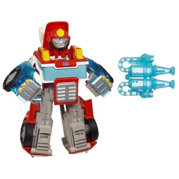 Playskool Rescue Bots Energize Heatwave the Fire-Bot Only $11.99!