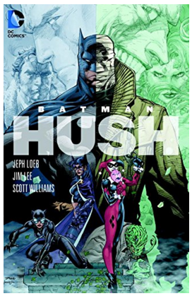 Batman: Hush Paperback Just $11.32 Down From $25!