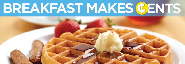 Breakfast Makes Cents At Market Street!