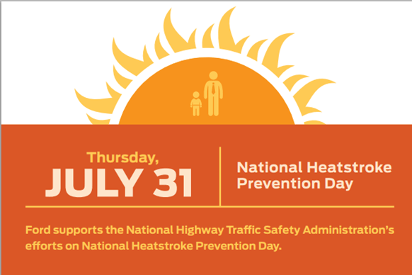 National Heatstroke Prevention Day! #HeatStrokeKills #CheckForBaby